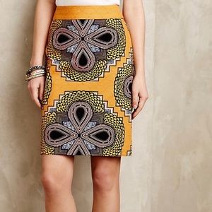 Maeve Clementina Pencil Skirt